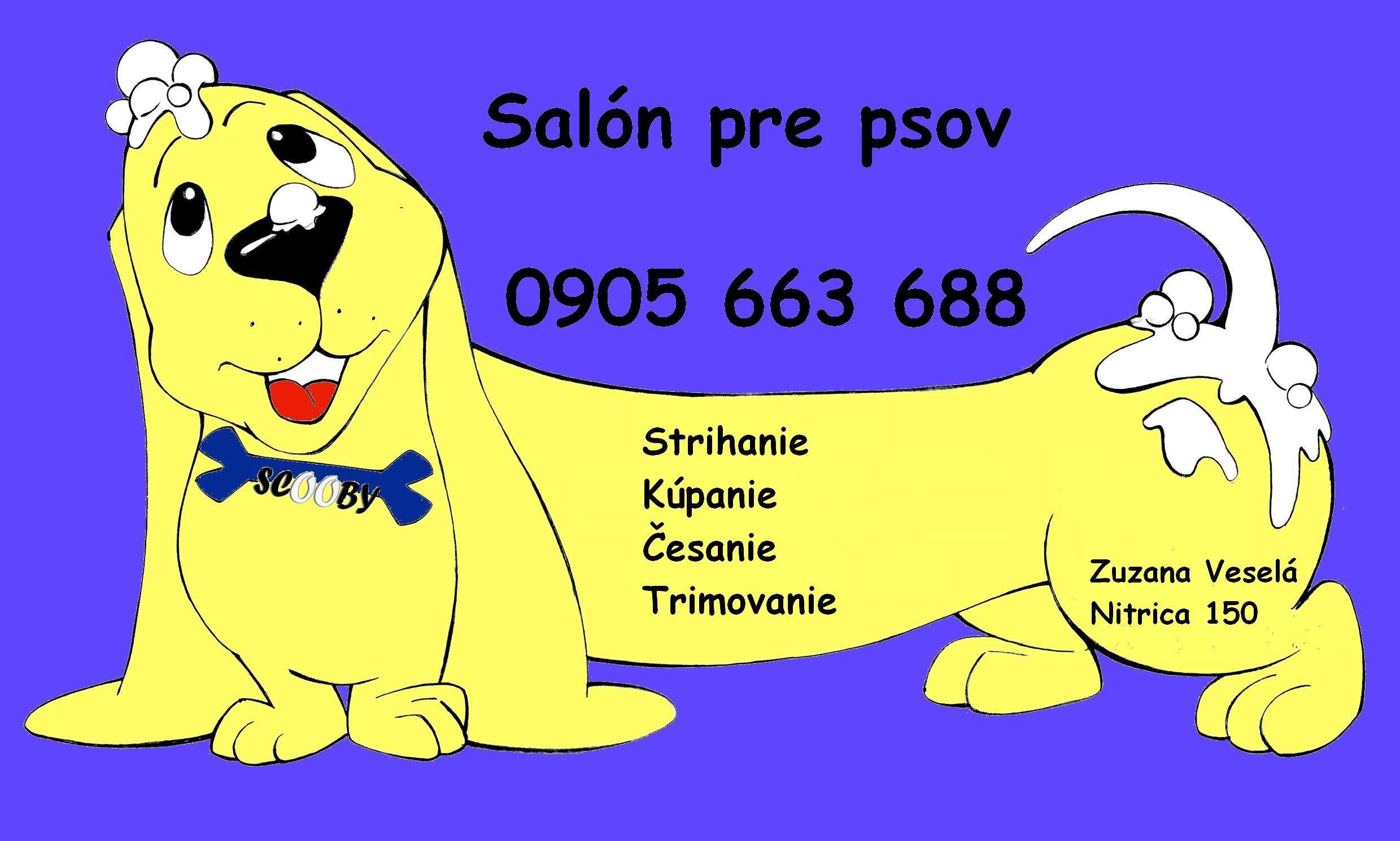 Salón pre psíkov pridal používateľ Zuzana Vesela