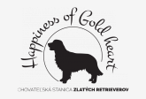 Happiness of Gold heart