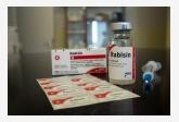 Vakcinácia proti besnote - Rabisin