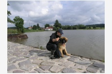 Profil psíka patrí používateľovi svetlana