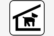Psie búdy - výroba za najnižšiu cenu